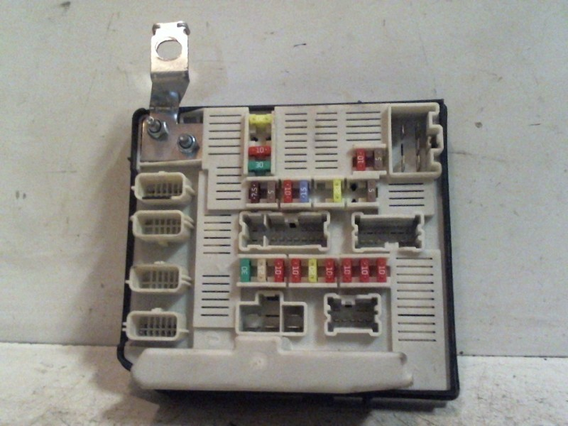Renault Kangoo Van Fuse Box Location