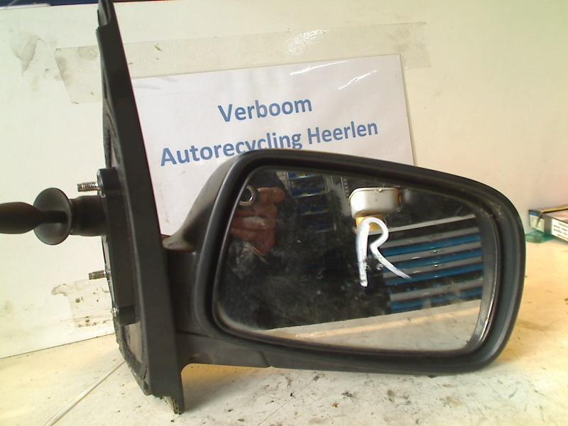 Spiegel Toyota Yaris : Spiegel rechts toyota yaris p hatchback v vvt i szfe