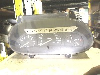 Mazda 121 (JA/JB) Hatchback 1.3i (JJA) INSTRUMENT PANEL 1998