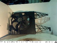 Volkswagen Bora (1J2) Sedan 1.6 (AKL) COOLING FAN MOTOR 1999