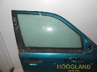 Mercedes C Combi (S202)  2.0 C200T K 16V (M111.944) DOOR WINDOW RIGHT FRONT 1996