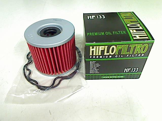 Hiflofiltro HF133 Oil Filter For 1991 Suzuki GS500