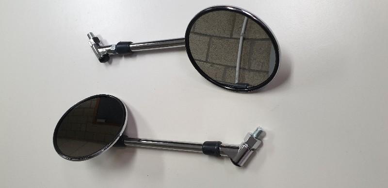 Mirrors Left /& Right Honda SES 125 Dylan 2002-2004