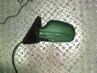 Daihatsu Sirion/Storia (M1) Hatchback 1.0 12V (EJ-DE) SIDE MIRROR LEFT ELECTRIC 2000