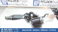 Mazda 323 C (BA13) Hatchback 1.5i 16V (Z501) SEAT BELT TENSIONER RIGHT REAR 1994