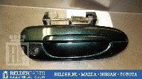 Mazda 626 (GF12) Sedan 2.0 DiTD 16V (RF4F) DOOR HANDLE RIGHT FRONT 1999