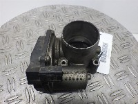 Volkswagen Polo (9N1/2/3) Hatchback 1.4 16V (BUD) THROTTLE VALVE 2008 03C133062C, VW A2C53030936, VDO