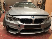 BMW 4 serie (F32/82) Coupé M4 3.0 24V TwinPower Turbo (S55-B30A) FRONTALE 2015