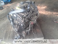 Jaguar X-type Sedan 2.0 D 16V (FMBA) MOTOR  2004