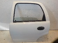 Opel Corsa C (F08/68) Hatchback 1.7 DI 16V (Y17DTL(Euro 3)) DOOR LEFT REAR 2002