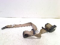 BMW X5 (E53) SUV 3.0 24V (M54-B30(306S3)) SEAT BELT RIGHT FRONT 2003 040178/173032N 040178/173032N